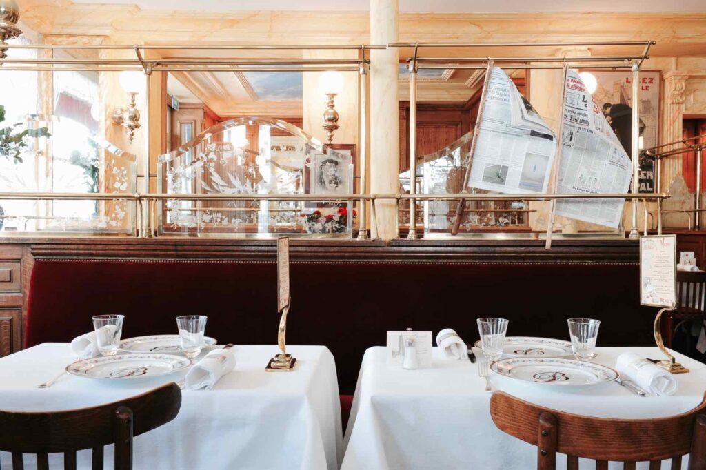 belle epoque restaurants in paris